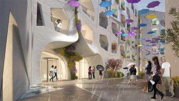Dubai to create street where it rains all year round