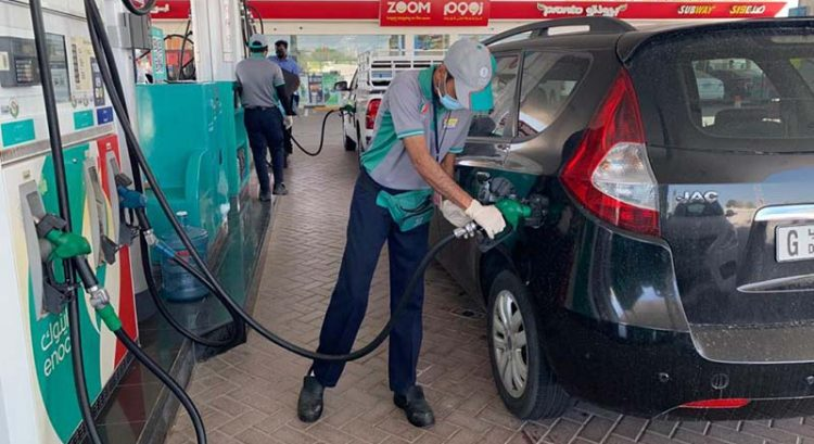 UAE fuel prices for November 2020 announced