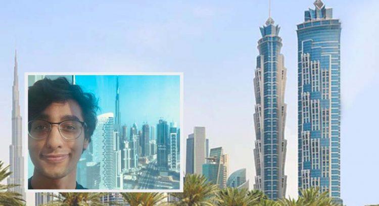 Indian teen gets 5-star hotel quarantine in Dubai