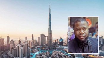 Nigerian Instagram star Hushpuppi arrested in Dubai