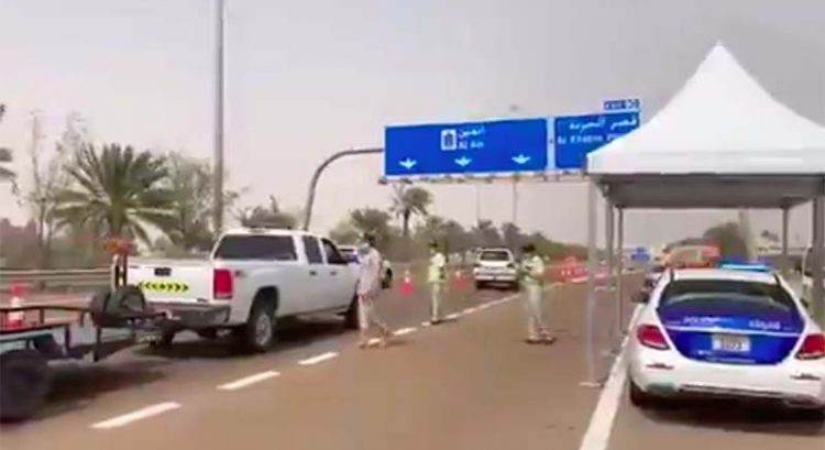 No entry into Abu Dhabi without negative Covid-19 test result