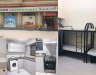 New flat westzone supermarket al karama what'sapp+971561009728 only #Filipino