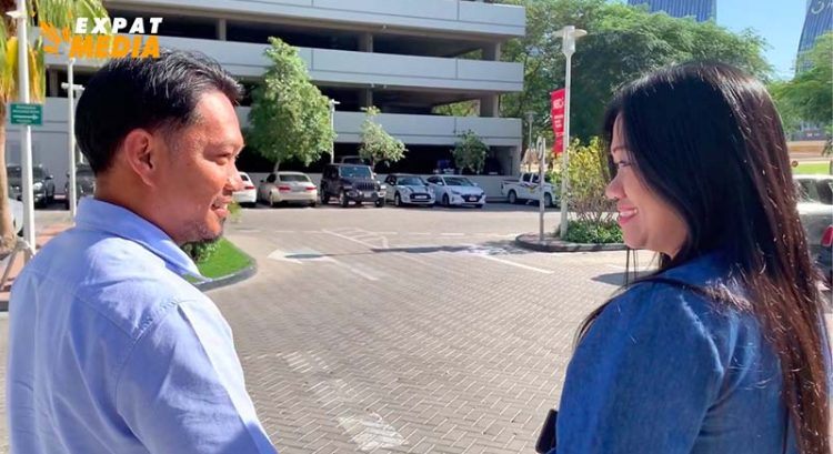 LDR in the time of Covid-19: Filipino HR boss in Dubai shares love story