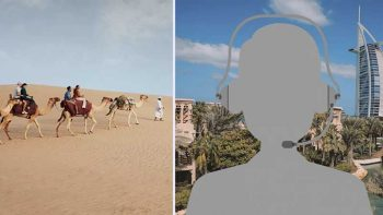 Dubai virtual backgrounds for your next Zoom call