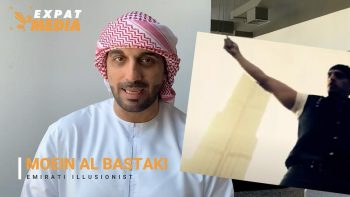 VIDEO: Meet the Emirati magician who made Burj Khalifa disappear