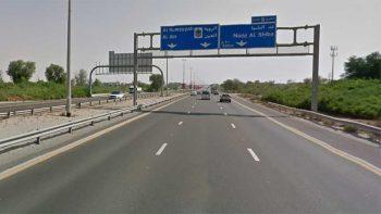 RTA warns of traffic delays on Dubai-Al Ain Road