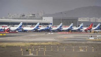 Unauthorised chartered flights from UAE not allowed in India