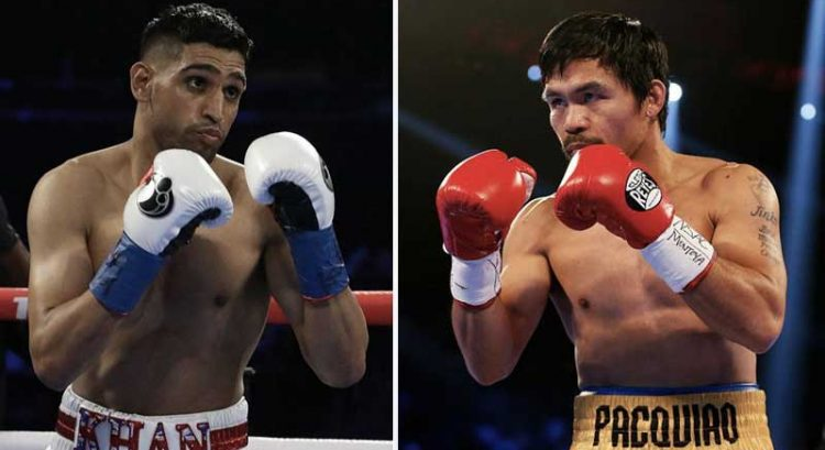Manny Pacquiao superfight in Dubai? Amir Khan wants it to happen