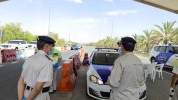 102 arrested for tampering Covid-19 test results to enter Abu Dhabi