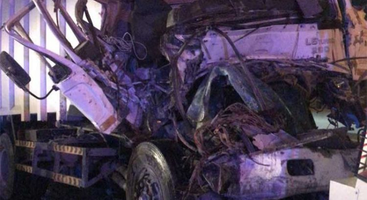 2 killed in Dubai as garbage truck crashes into bus