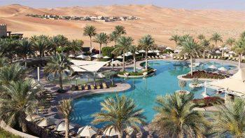 Abu Dhabi's biggest desert resort Qasr Al Sarab reopening with stays for Dh999
