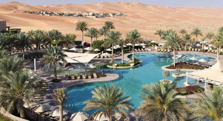 Abu Dhabi's biggest desert resort Qasr Al Sarab reopening with stays for Dh999