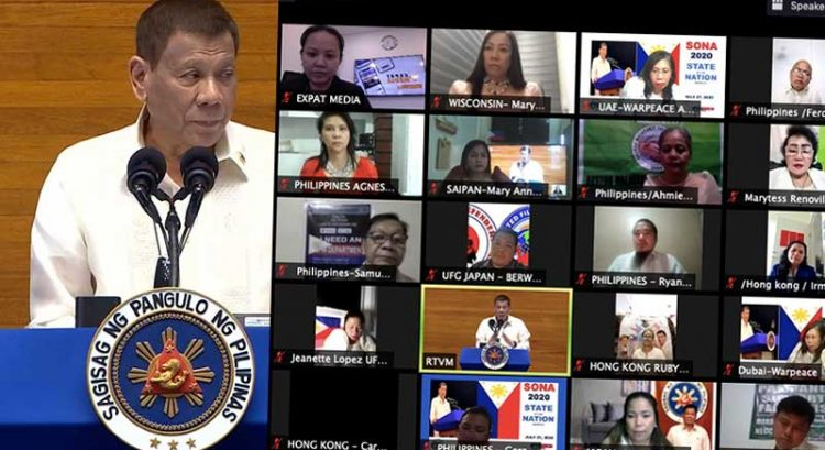 Duterte orders loans, livelihood aid to OFWs who lost jobs due to Covid-19