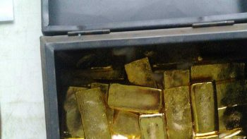 Gold smuggled into India addressed to UAE Indian Consulate