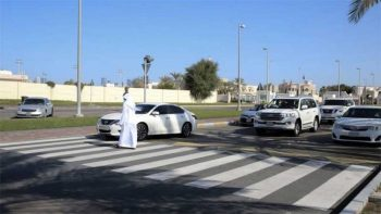 15,588 fined Dh500 in UAE for failing to do this