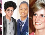 3 UAE students given Princess Diana award