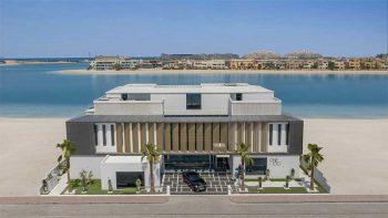 Sneak peek of Dh120 million Dubai Palm Jumeirah mansion with Rolls Royce