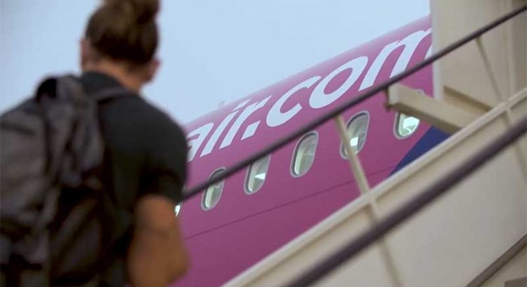 Watch: New budget airline lands in Abu Dhabi airport