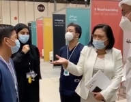 Filipino frontliners in UAE Covid-19 vaccine trials 'seriously doing a good job', says Philippine ambassador