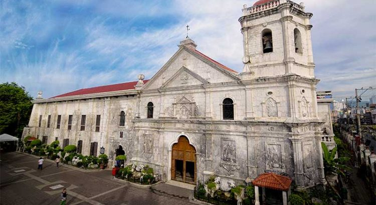 No public masses in Philippines oldest church Sto. Nino de Cebu starting August 2