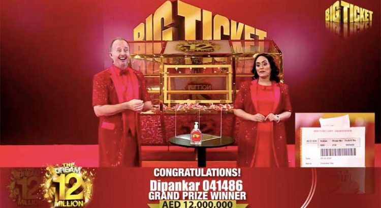 Indians take Dh12 million Big Ticket jackpot, 6 cash prizes