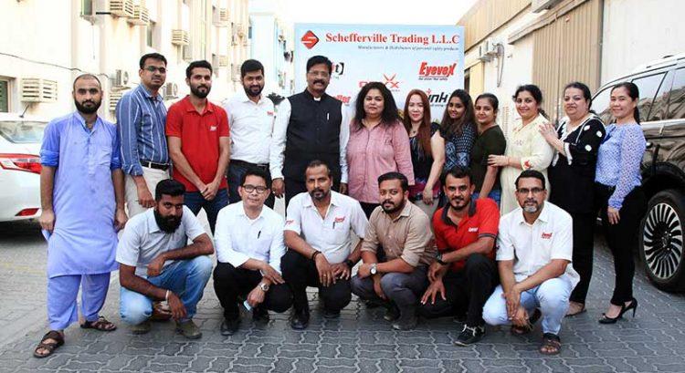 UAE company Eyevex Safety gives bonuses amid Covid-19 pandemic