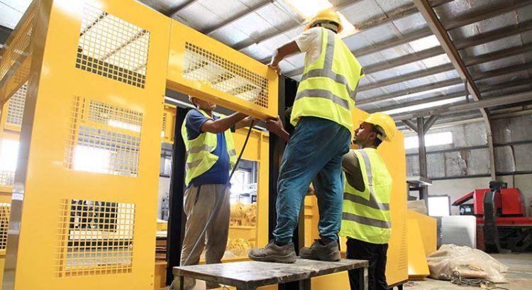 Sneak peek into UAE's power generator manufacturer