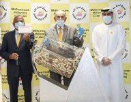 'I had a dream that I will win': Sharjah expat wins $1 million in Dubai Duty Free draw
