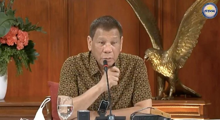 Duterte calls for talks, issues warning after Facebook shuts down 115 accounts