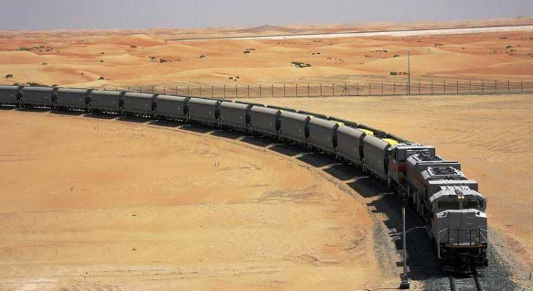 UAE railway linking Dubai, Sharjah, Fujairah takes shape