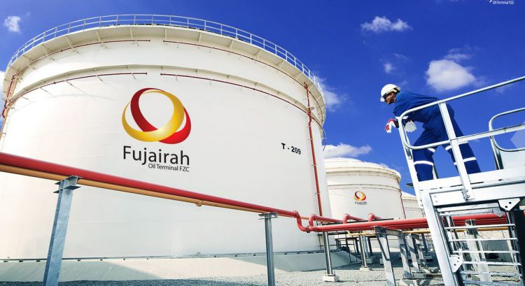 Fujairah oil product stocks near 6-month low