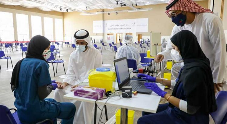 Mandatory PCR test every 7 days for these UAE employees