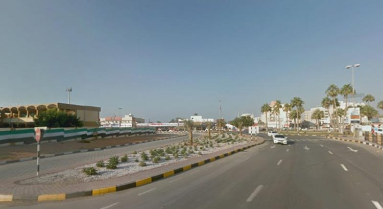 Man killed in car accident while jaywalking on UAE road