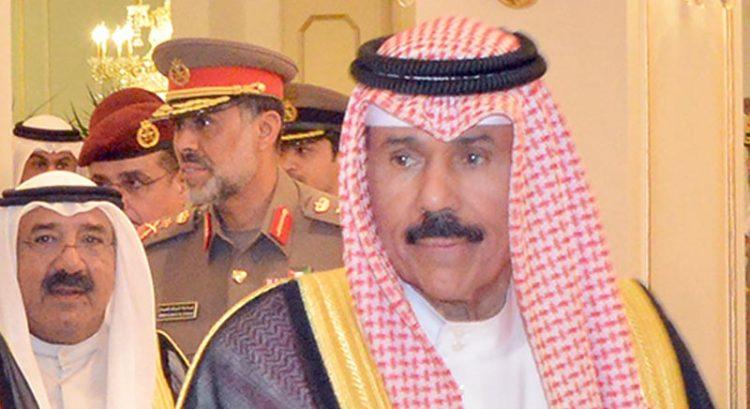 Sheikh Nawaf Al Ahmed Al Sabah appointed new Kuwait Emir