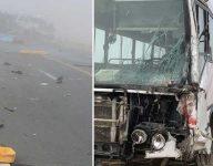 3 killed, 2 injured in Abu Dhabi bus crash