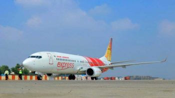 Air India Express resumes Dubai flights after being grounded for violating Covid-19 rules