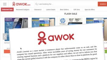Awok home of Dh1 deals in UAE shuts down