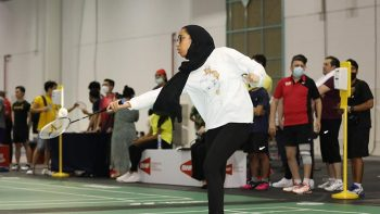 Dubai Sports Council launches badminton tournament for women