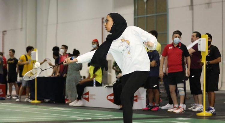 Dubai Sports Council launches badminton tournament for women