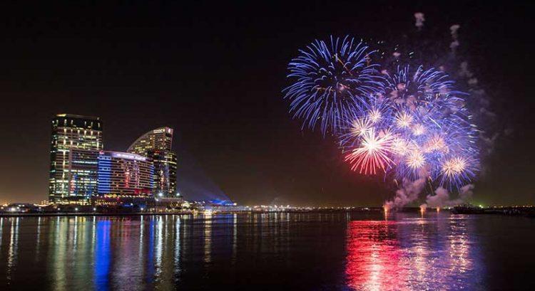Dubai Festival City Mall's Imagine light and sound show returns
