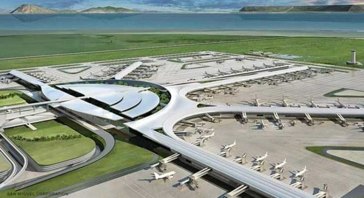 LOOK: New Manila International Airport design revealed