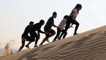 Al Marmoom Dune Run 2020 registrations open