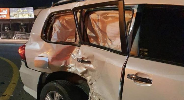 Man killed in Ras Al Khaimah motorcycle crash