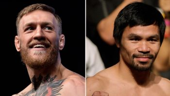 Manny Pacquiao vs Conor McGregor in Middle East: UFC's Dana White reacts