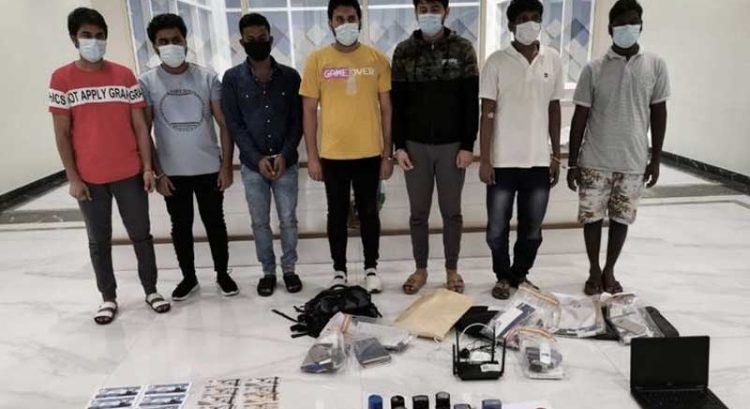 Gang who scammed Sharjah man of Dh96,000 arrested