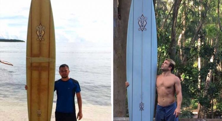 Lost surfboard in Hawaii drifts to Philippines: Surfer sets up GoFundMe for Filipino finder