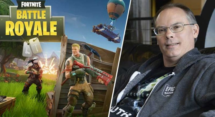 Billionaire behind Fortnite played over 1,600 games anonymously