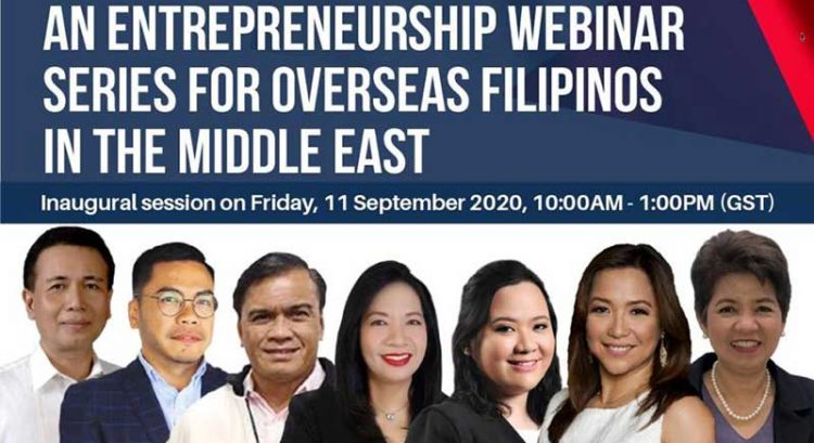 Free DTI webinar to reveal where OFWs can avail business support