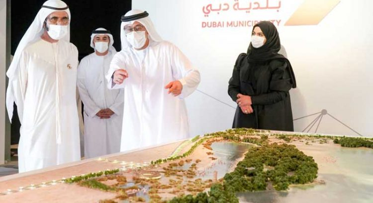 Dubai to develop 12km beachfront worth Dh500 million