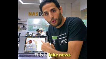 Nas Daily criticizes Al Jazeera Arabic for 'fake news' that he's an Israeli propagandist